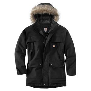 Carhartt Men's Quick Duck Sawtooth Parka 102728